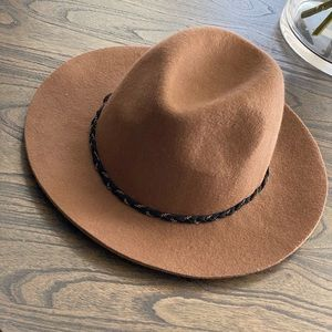 Nine West Fedora Style Hat